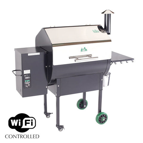 Green Mountain Grills - Daniel Boone Pellet Grill with Wifi