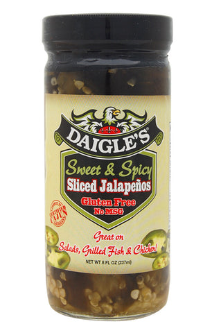 Daigles - Sweet & Spicy Jalapenos