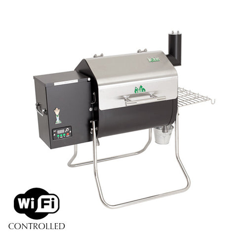 Green Mountain Grills - Davy Crockett Pellet Grill with Wifi
