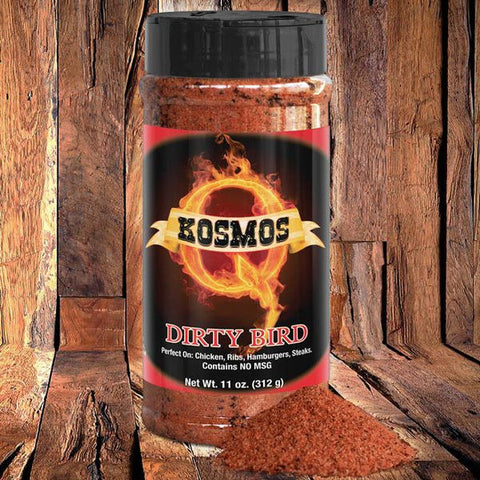 Kosmo's Dirty Bird Rub
