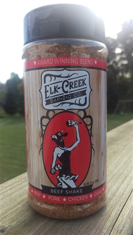 Elk Creek Beef Shake - 12oz