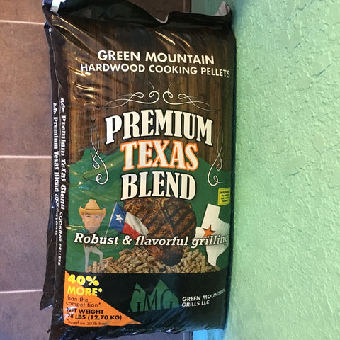 GMG Pellets Texas