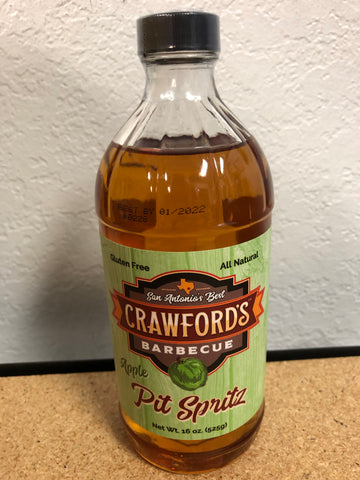 Crawford's Apple Pit Spritz