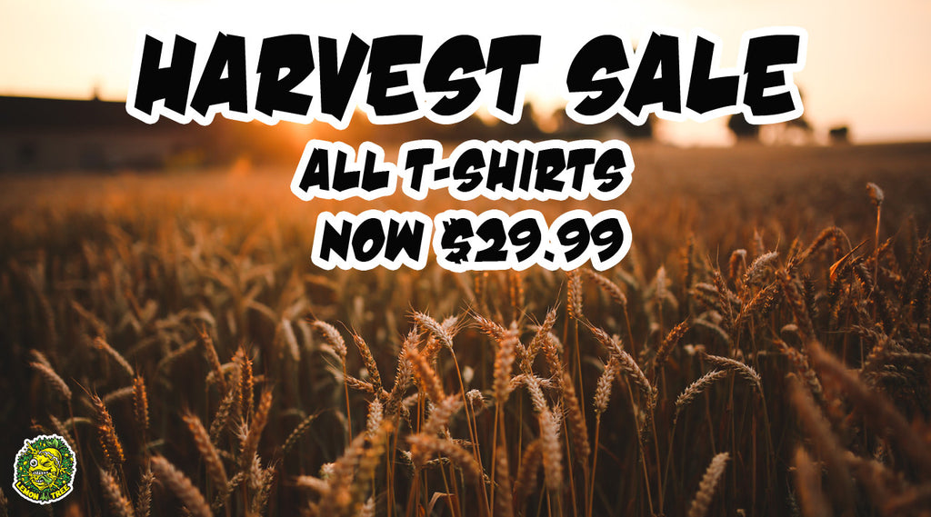 Lemon Life Fall Harvest Sale: All T-Shirt now $29.99