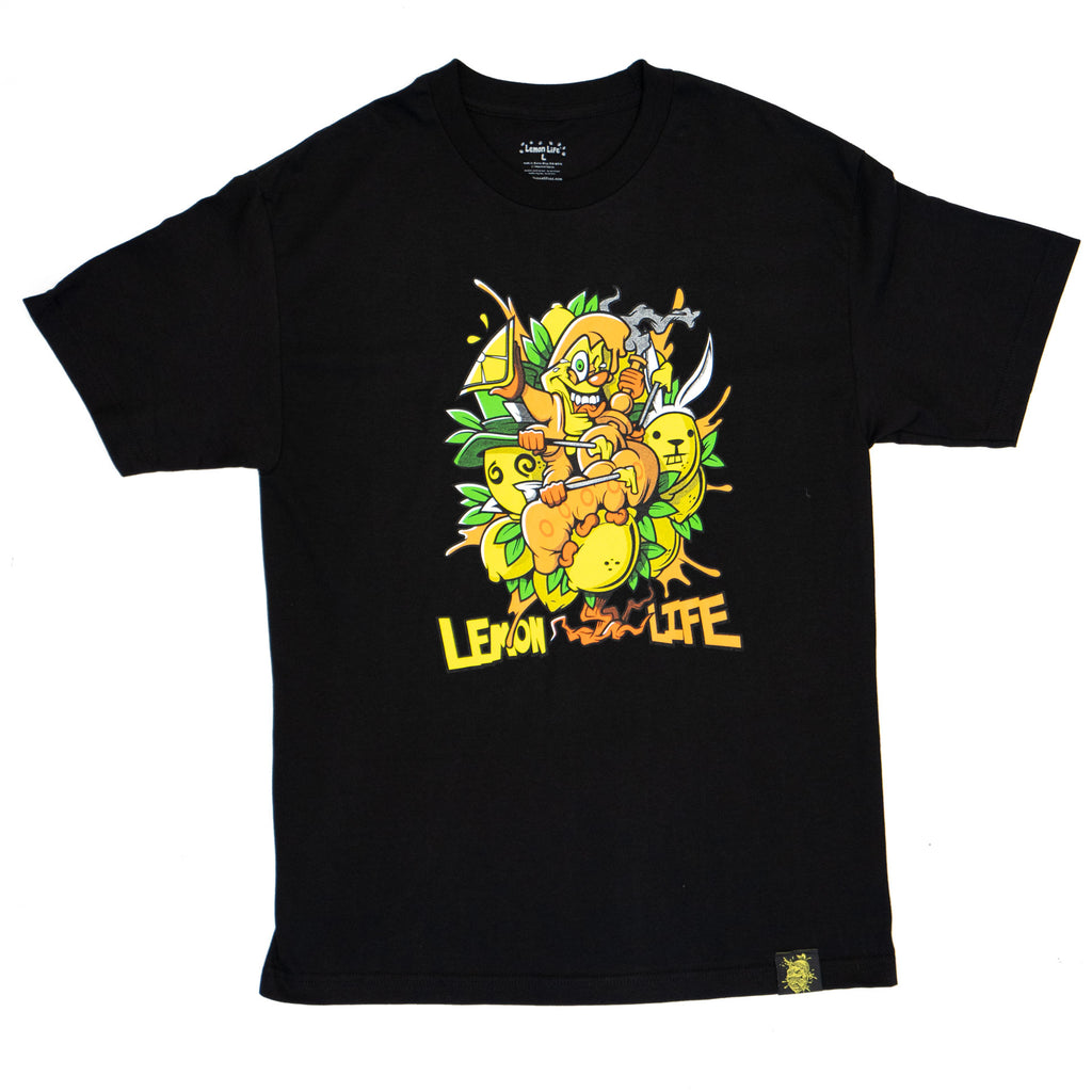 Big Homie Lemon Life T-Shirt