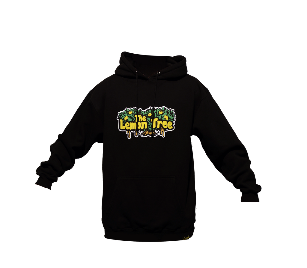 "The Lemon Tree ""Original Hoodie"" - Black"