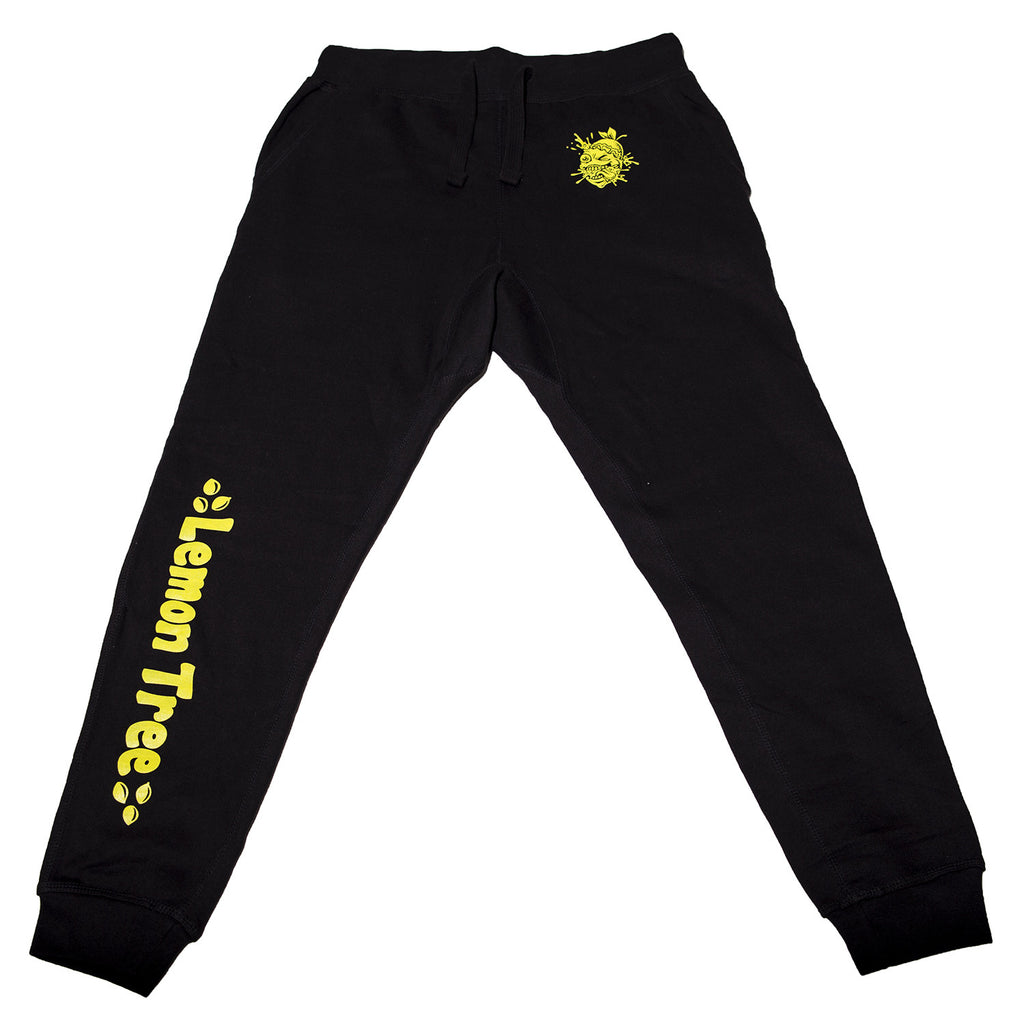 Lemon Tree Joggers Black