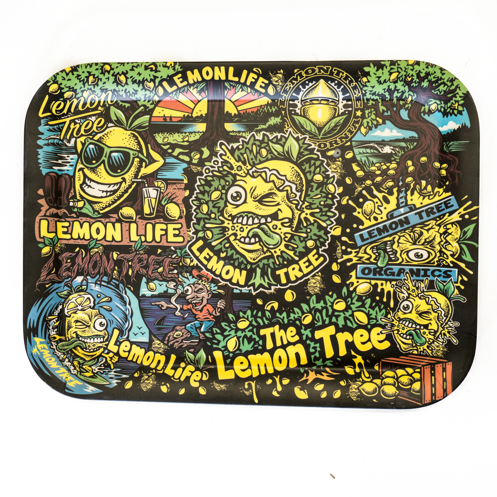 Lemon Tree Rolling Tray
