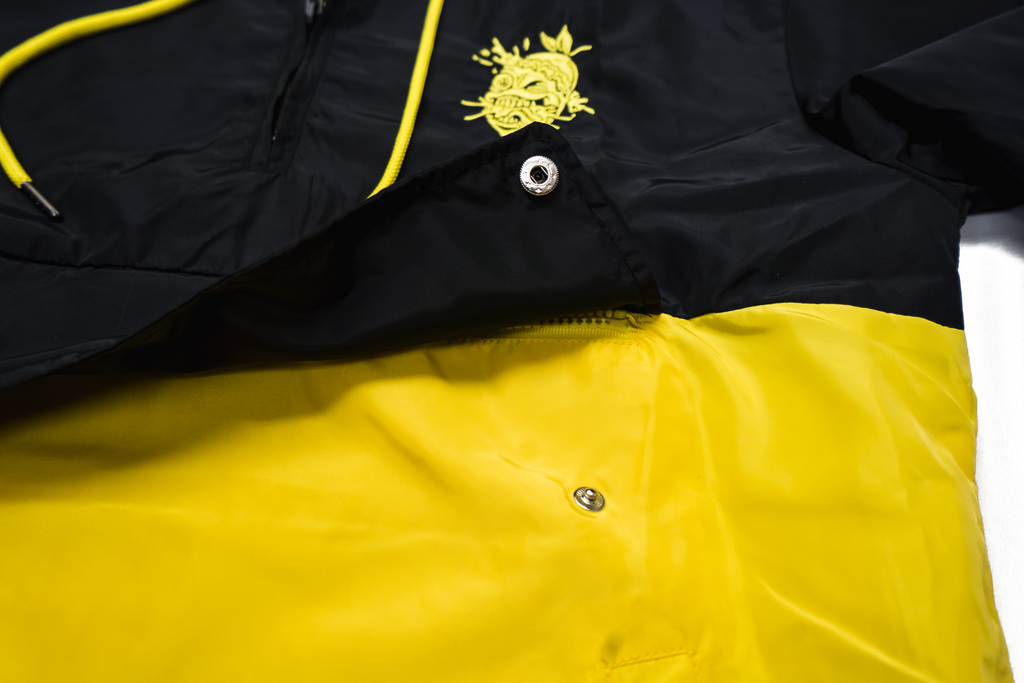 Lemon Life Custom Windbreaker