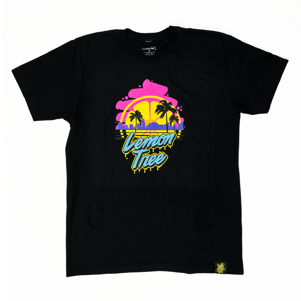Lemon Tree Vice T-Shirt Black