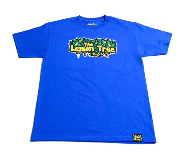 "The Lemon Tree ""Original T-Shirt"" - Royal"