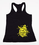 Women's Dripping Tree Racerback Tank