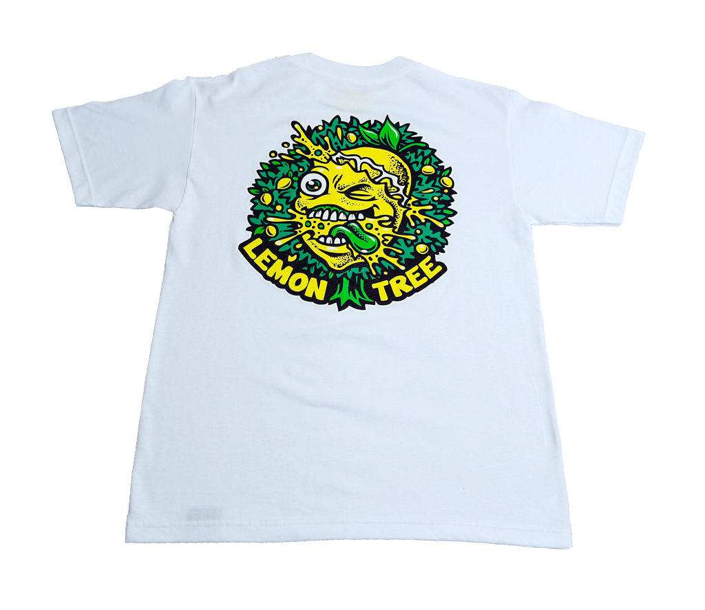 "The Lemon Tree ""Original T-Shirt"" - White"