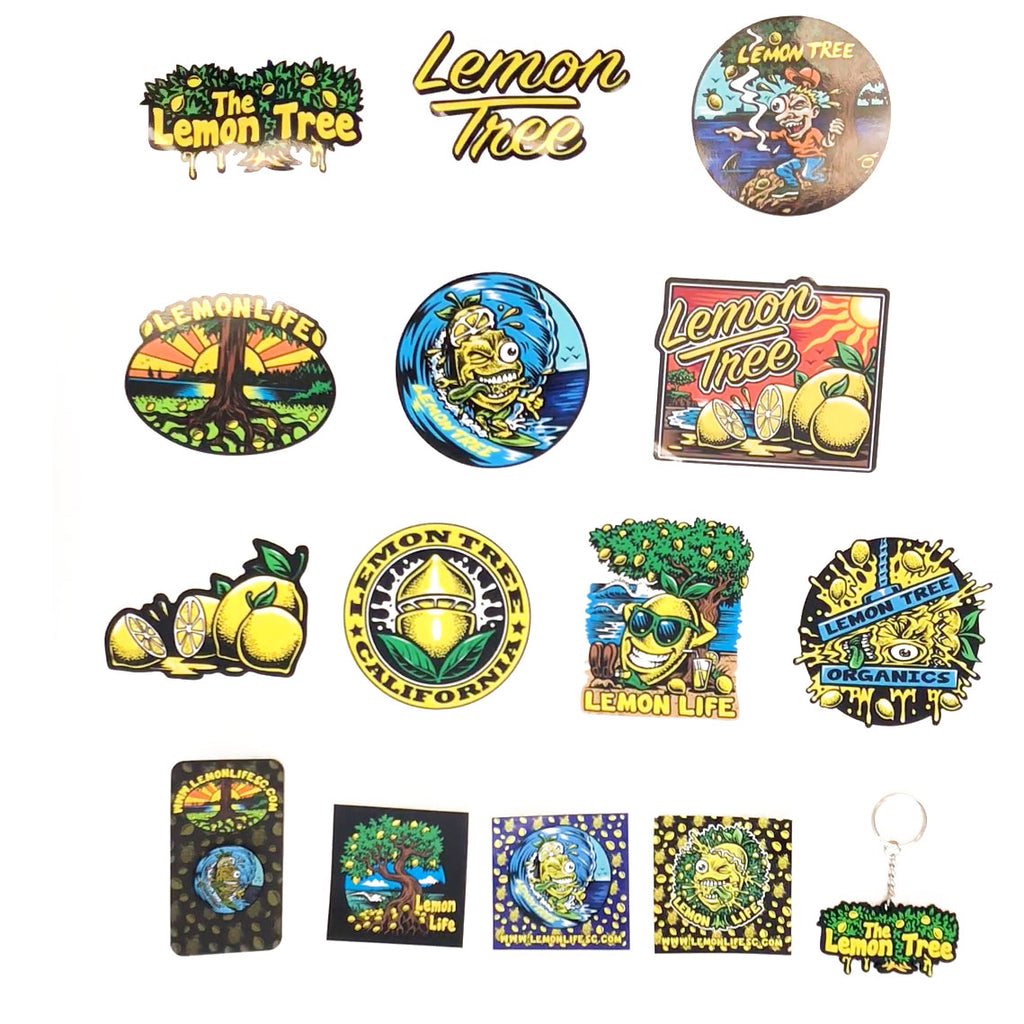 Lemon Swag Pack