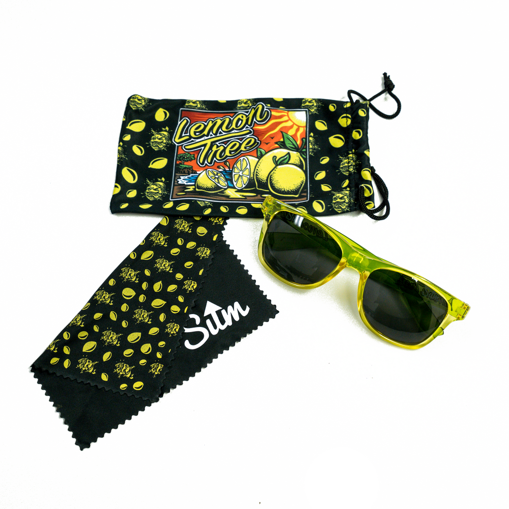Lemon Tree x SUM Sunglasses - Lemon Green