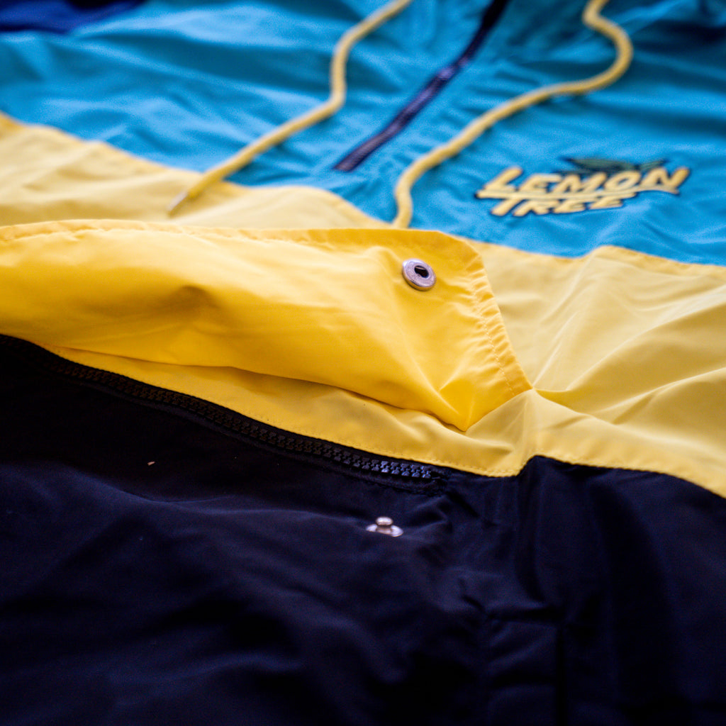 Lemon Custom Windbreaker