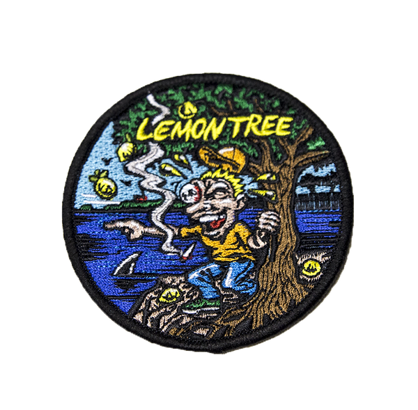 Crazy Shawn Patch - The Lemon Tree