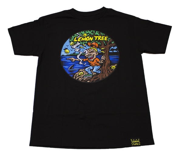 Crazy Shawn T shirt - The Lemon Tree