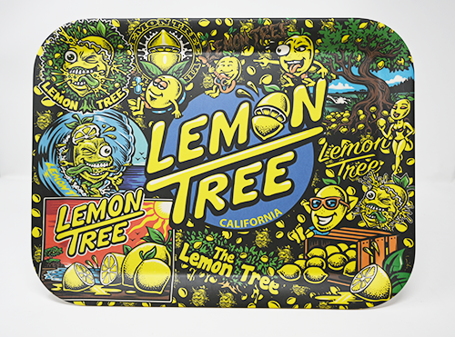 Lemon Tree Rolling Tray Collection