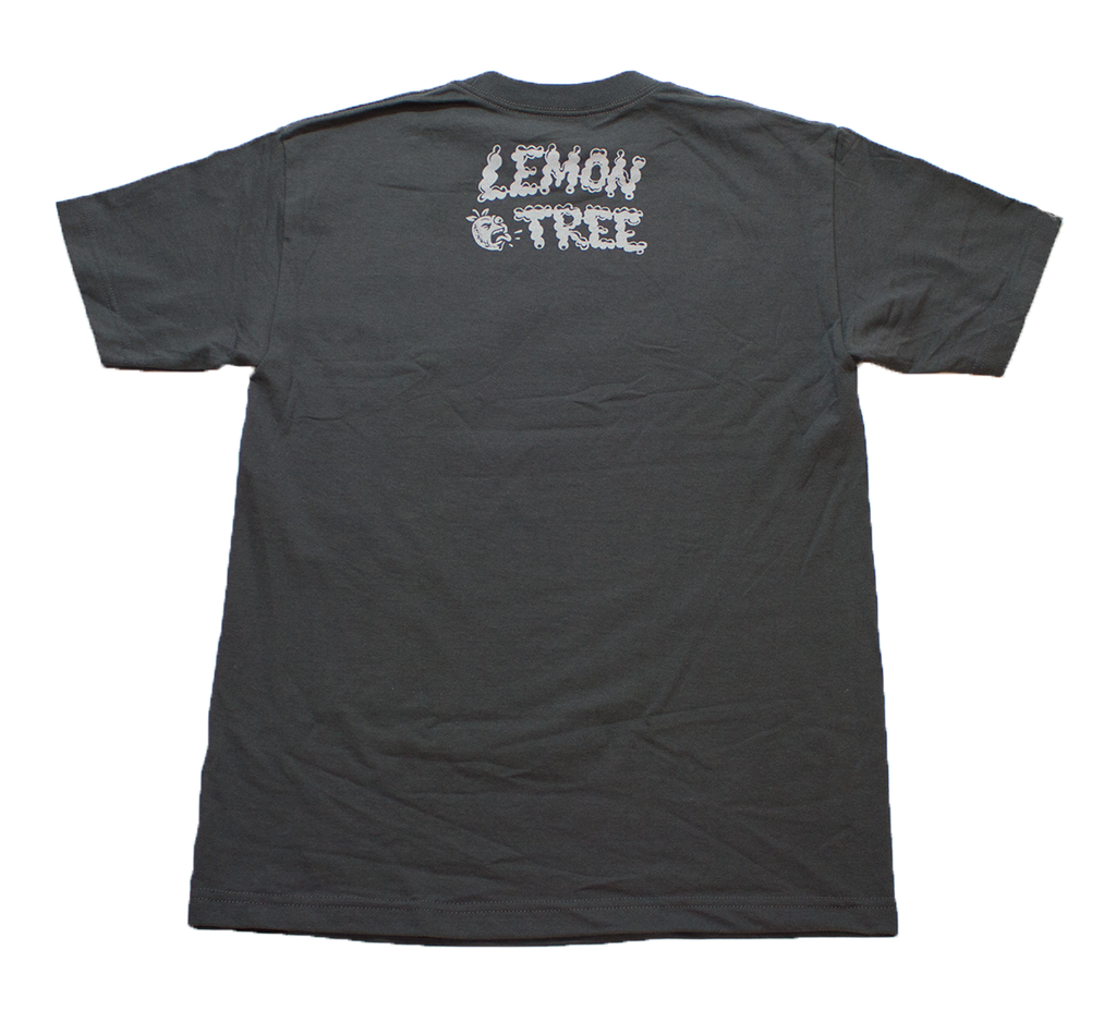 Lemon Bear T-Shirt Grey - The Lemon Tree
