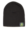 Lemon Life Beanie Charcoal Grey - The Lemon Tree