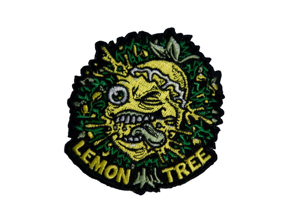 "The ""Original Lemon Splat"" Patch"