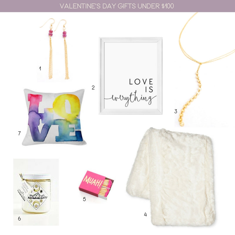 Bridgette's Picks: Valentine's Day Gifts Under $100