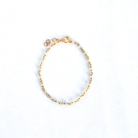 Berkeley Moonstone Bracelet