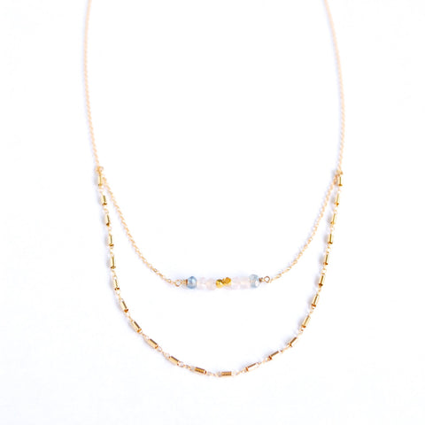 Bermuda Layered Necklace