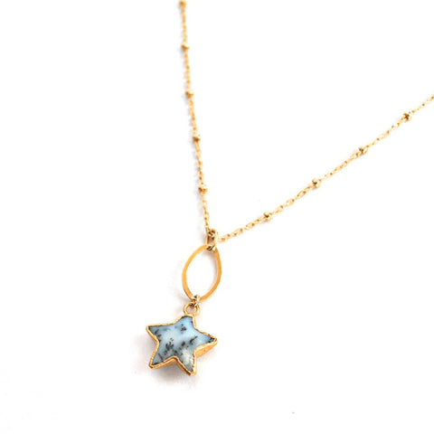 Lafayette Star Necklace