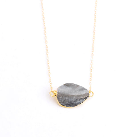 Lyon Druzy Necklace