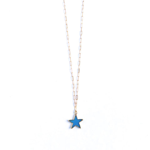 Oceanside Star Necklace