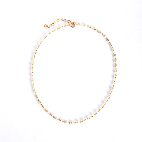 Sydney Moonstone Mini Necklace