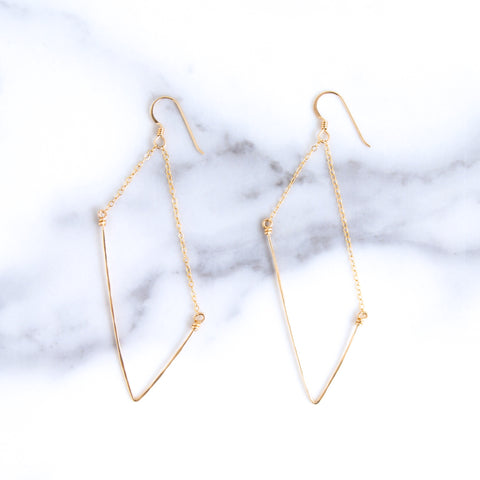 Rochelle Asymmetrical Earrings