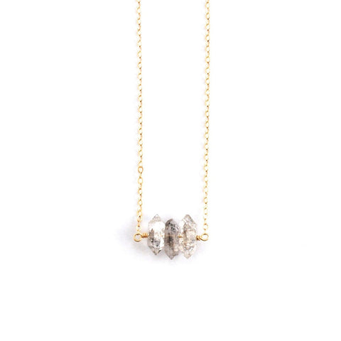 Ventura Herkimer Diamond Necklace