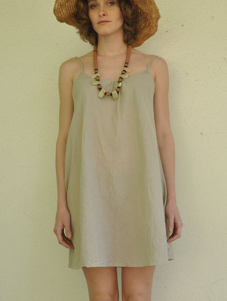 2156 Short Slip Dress