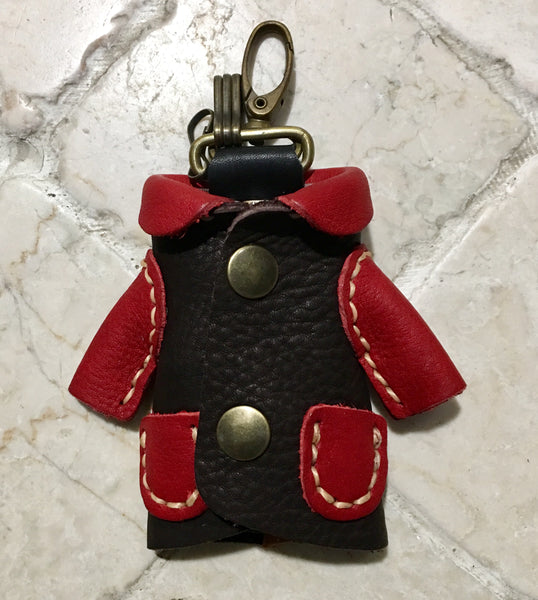 """My Sweet Coat"" Key Chain"