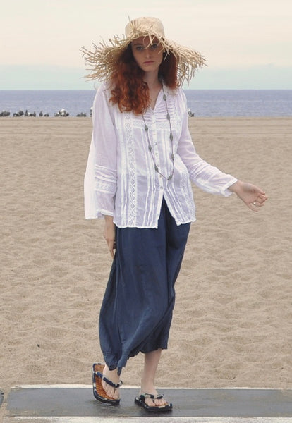 2026 Cropped Wide Pant