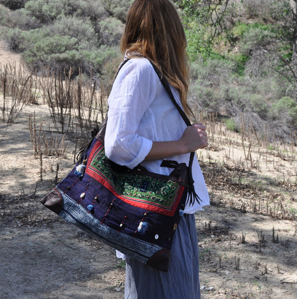 Yelda Hill Tribe Bag