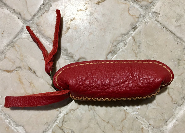 """Mini Me"" Leather Coin Purse"