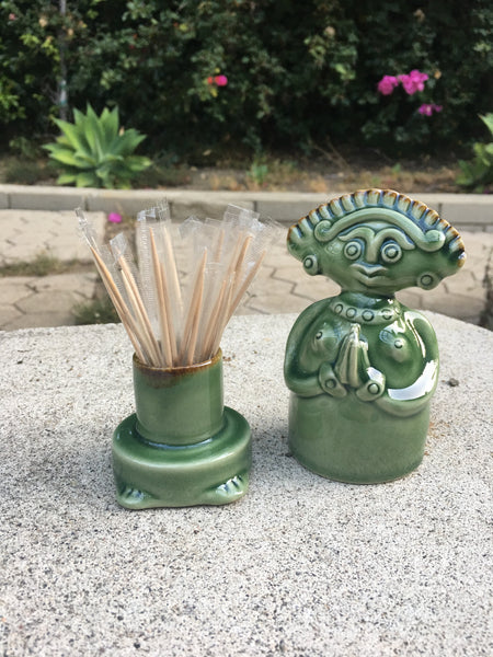Cili Toothpick Holder