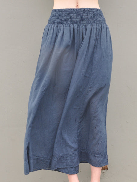 2026/5006 Cropped Wide Pant