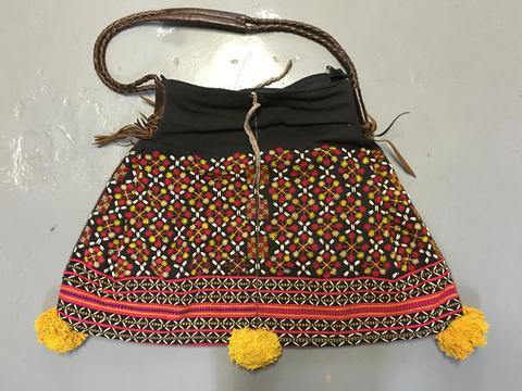 Yazoi Hill Tribe Bag