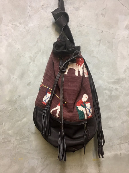 Yetnik Small Bucket Bag
