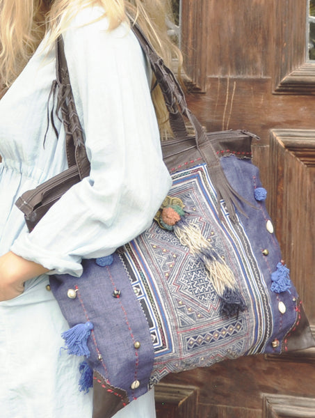 Yattie Hill Tribe Bag
