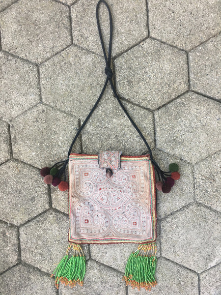 Indie Hand Embroidered Bag