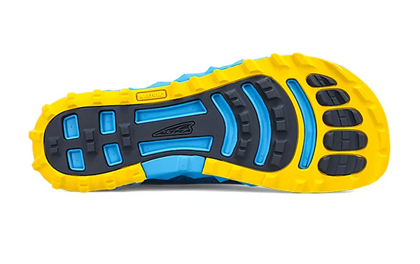 Men's Superior 4.5-Blue/Yellow