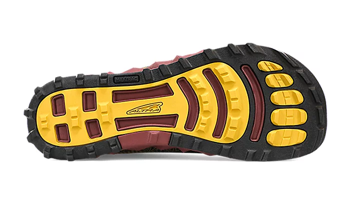 Men's Superior 4.5-Yellow/Port