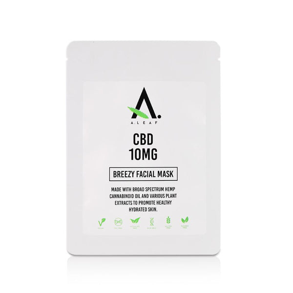 CBD Infused Facial Mask