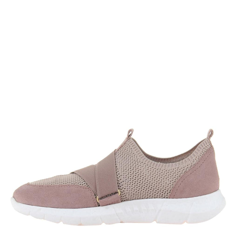 VICKY in MAUVE, left view